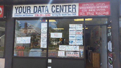 Your Data Center of New York, Computer Network, Phone System and Surveillance System Specialists