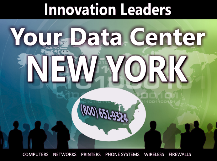 Your Data Center, New York Computer Network, Phone System and Surveillance System Specialists